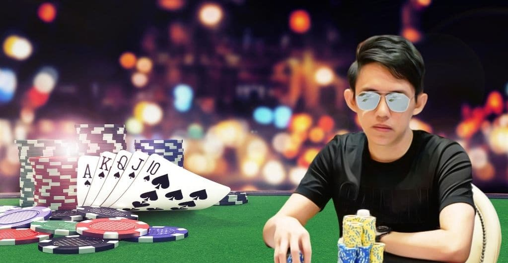 Paul Teoh Aces World Series of Poker Online $1000 Short Deck Event